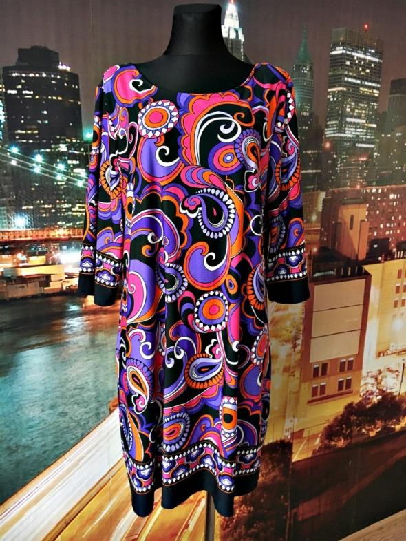 debenhams sukienka modny wyszczuplający wzór jak nowa 50...