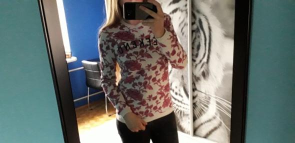 Bluza w kwiaty SinSay S floral