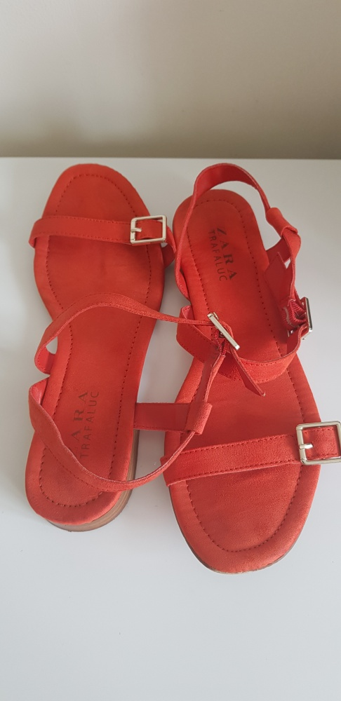 Sandały Zara 36