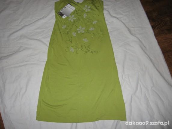 NOWA sukieneczka na ramiączkach