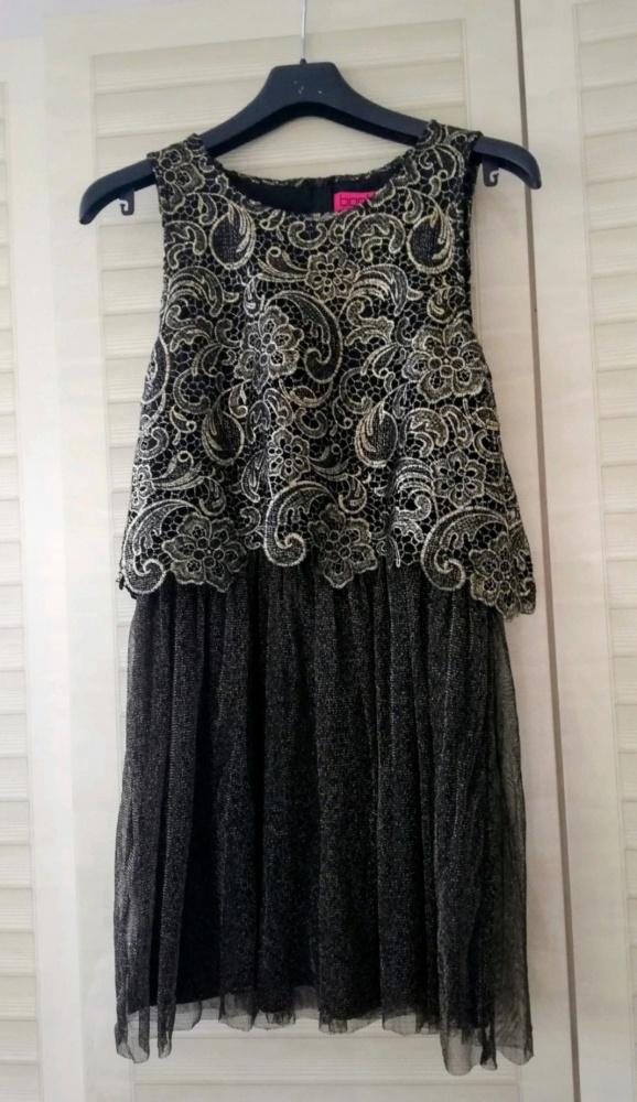 Sukienka koktajlowa Boohoo