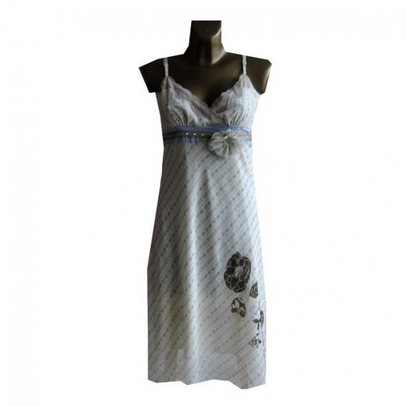 Vero Moda Romantyczna Sukienka M L...