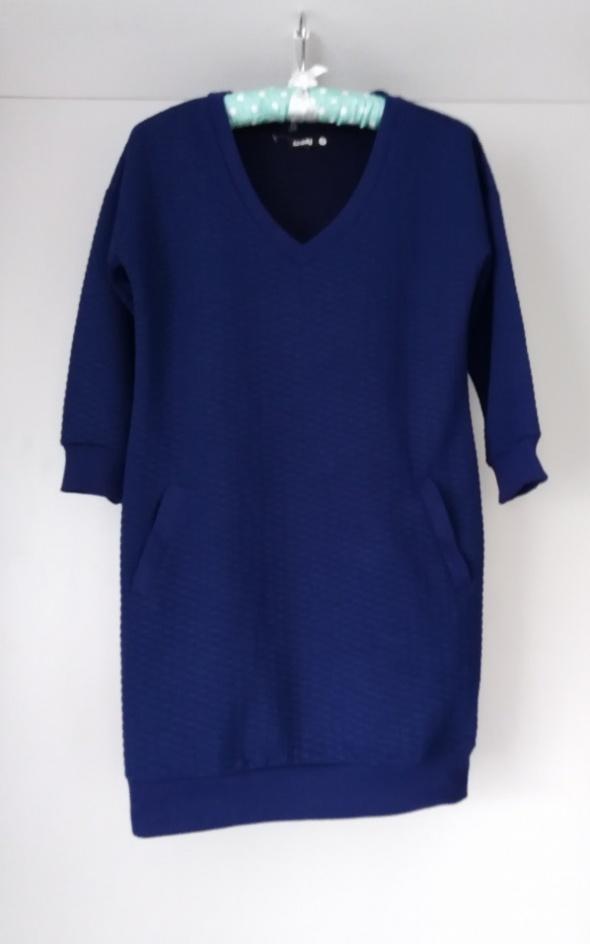 pikowana bluza Sinsay