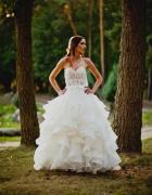 Zjawiskowa suknia ślubna Nikko...