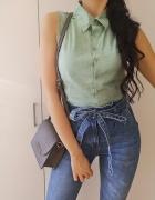 Quiosque Koszula damska zieleń 42 XL...