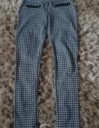 spodnie w kratke