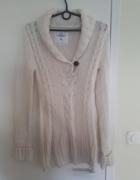 Ciepły sweterek H&M...