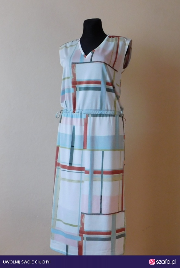 Next sukienka midi 38 40 w Suknie i sukienki Szafa.pl