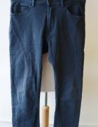 Spodnie H&M Divided Men 32 Granatowe...