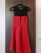 Czerwona sukienka rozm M Tally Weijl...