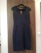 Granatowa sukienka Reserved rozm 36 S...