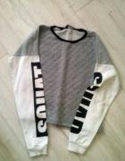 Pikowana bluza napisy Select 36