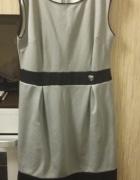 Biurowa sukienka...