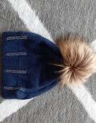 czapka zimowa...
