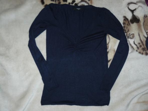 Granatowy sweterek RESERVED M...