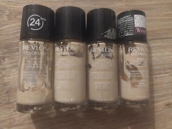 Revlon colorstay oily skin zestaw