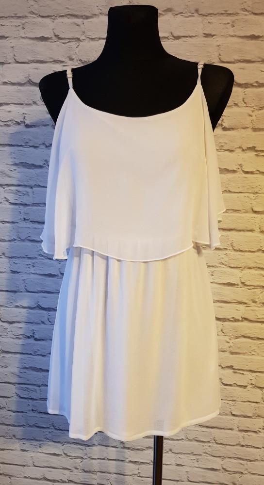 Biała sukienka Rut & Circle 34...