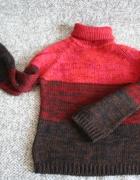 Sweter golf LOGG jak nowy...