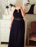 Bonprix czarna sukienka zwiewna 40...