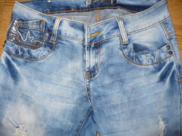 Spodnie jeansowe REDIAL