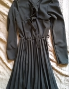 czarna sukienka rozmiar SM