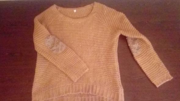 ciepły sweter M 20zł