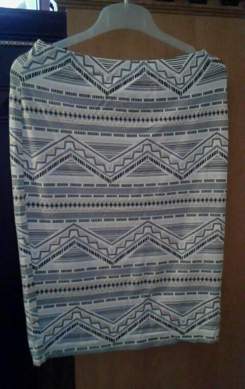 ołówkowa w azteckie wzory...