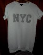 biała tunika NYC