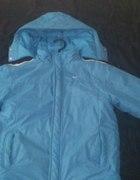 kurtka zimowa NIKE rozmiar 140 152 cm blue...