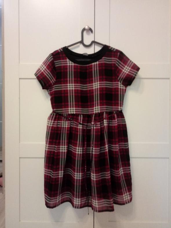 Sukienka w kratkę New Look