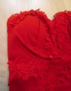 Sukienka TallyWeijl czerwona na Sylwestra nowa...