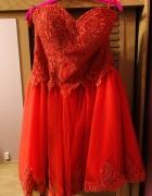Sukienka na wesele lub studniówkę...
