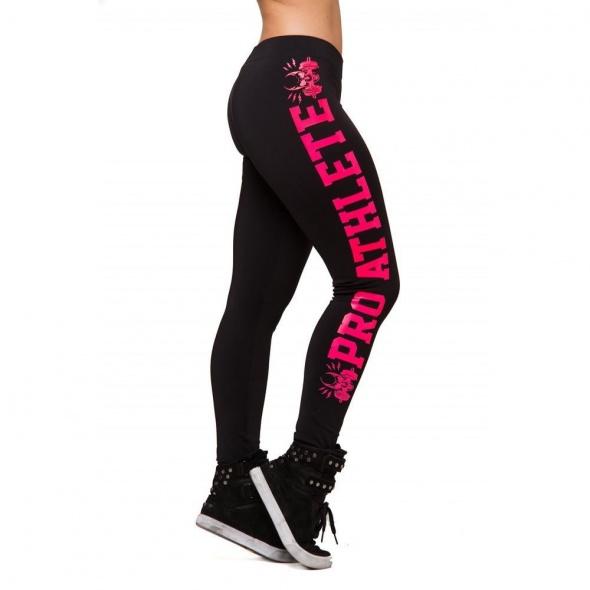 Nowe spodnie na siłownie elastyczne M
