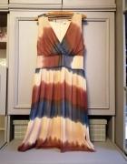 tęczowa sukienka...