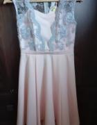 Sukienka asymetryczna Moda damska...