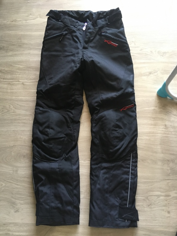 Spodnie na motor Xpro