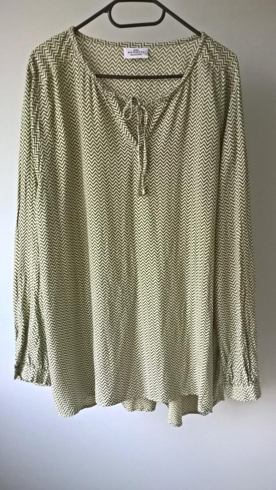 Elegancka bluzka 50 52 54