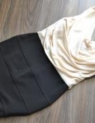bodycon sukienka bandażowa sylwester cekiny 38 M...