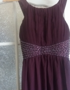 sukienka na bal sylwestrowy lub studniówka rozm 36...
