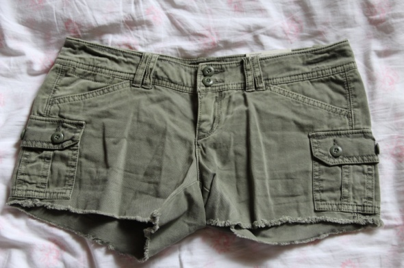 Sexi Spodenki Szorty American Eagle Outfitters