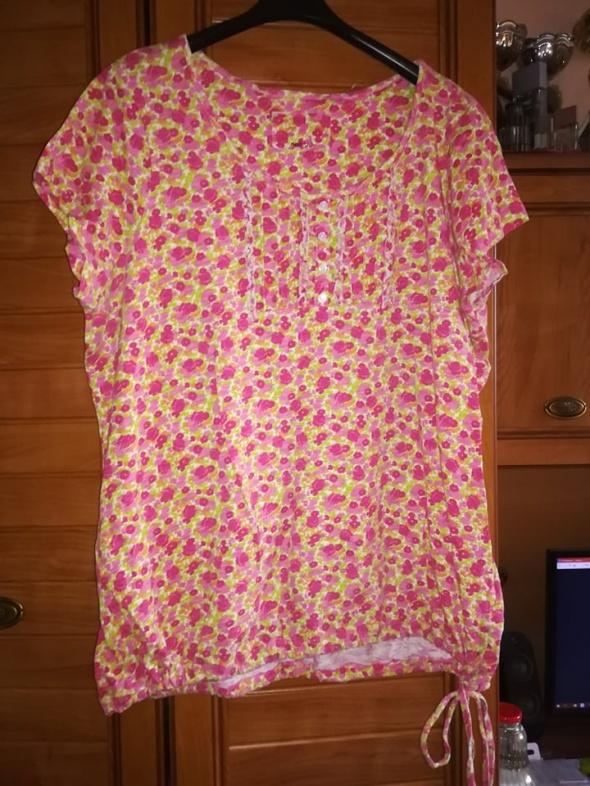 NEXT ładna bawełniana bluzka dla puszystej 48