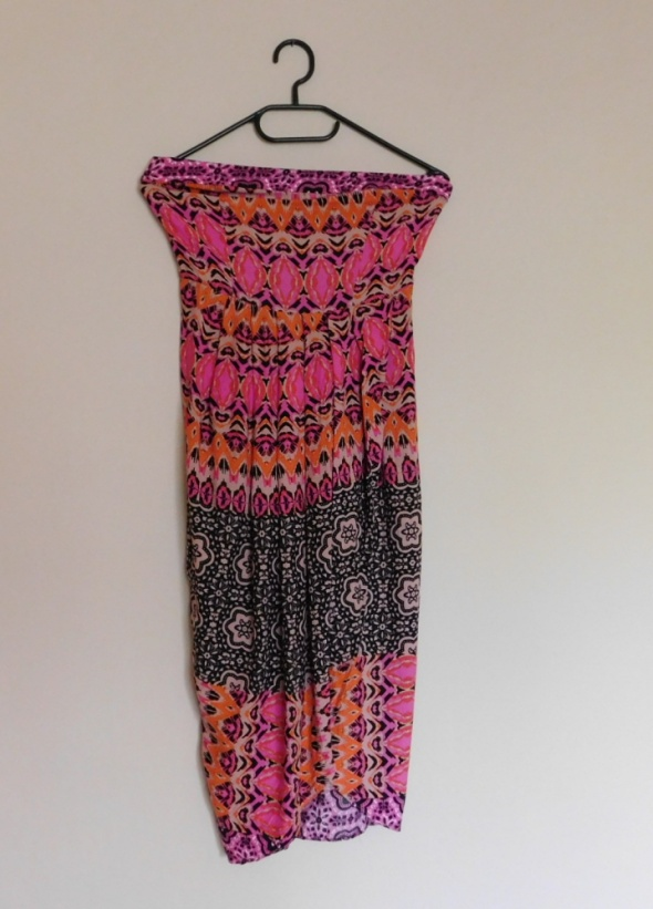 New Look letnia sukienka 38