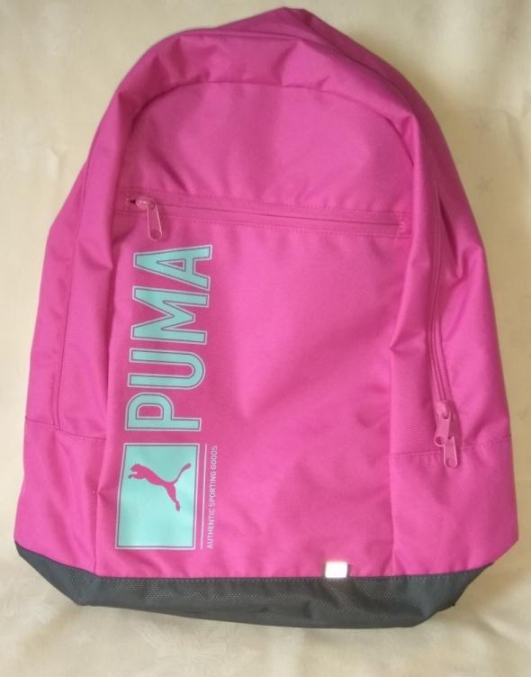Nowy różowy plecak Puma miejsce na laptopa 25 L...