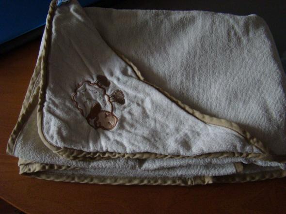 Ręczniki dla bobasa