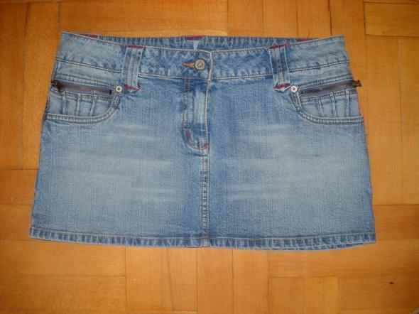 Spódniczka jeansowa Topshop L