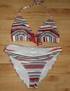 Bikini w prążki XL FF