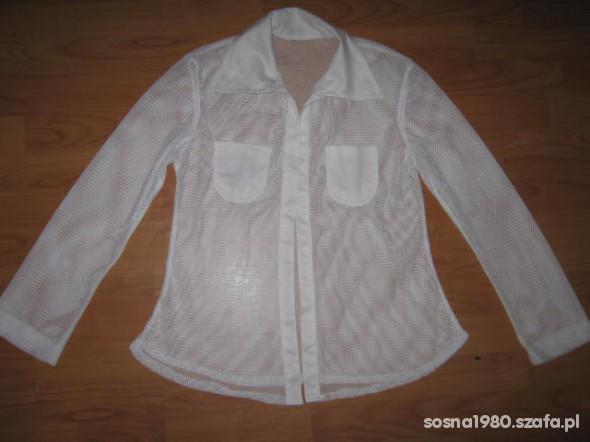 Bluzka Narzutka siatka