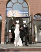 Suknia ślubna Madonna Tarik Ediz...
