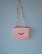 Nowa różowa torebka...
