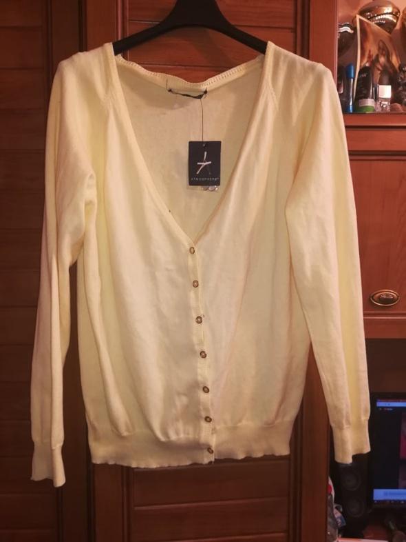 Atmosphere sweterek dla lekko puszystej 44 nowy